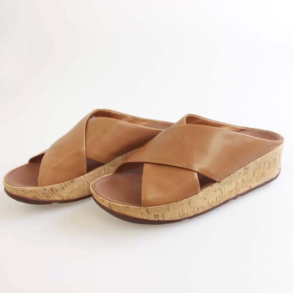 FitFlop KYS ブラウン size39